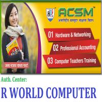 R WORLD COMPUTER