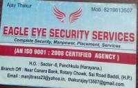 EAGLE EYE SECURITY SERVICES BADDI
