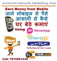 AVINISH NETWORK MARKETING HUB