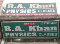 PHYSICS BY R.A. KHAN