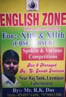ENGLISH ZONE