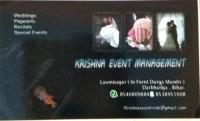 KRISHNA EVENT MANAGEMENT