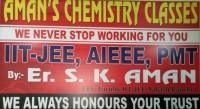 AMAN'S CHEMISTRY CLASSES