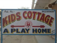 Kids Cottage (A Play Home)