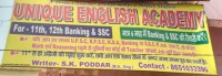 UNIQUE ENGLISH ACADEMY