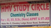 HMV STUDY CIRCLE CHEMISTRY CLASSES