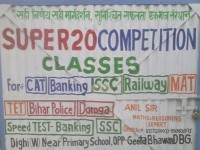 SUPER TWENTY COMPETITION CLASSES