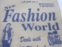 NEW FASHION WORLD