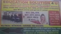 EDUCATION SOLUTION 4 U COMPUTER ACADEMY