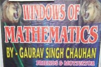 WINDOWS OF MATHEMATICS