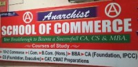 ANARCHIST SCHOOL OF COMMERCE