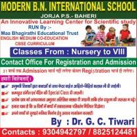 Modern B N International School