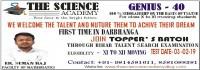 THE SCIENCE ACADEMY DARBHANGA