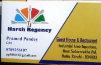 Harsh Regency