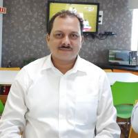Rakesh Roushan Social worker