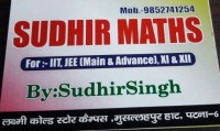 SUDHIR MATHS