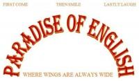 PARADISE OF ENGLISH