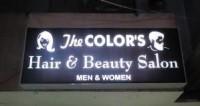 THE COLORS HAIR & BEAUTY SLOON
