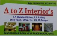 A TO Z INTERIORS