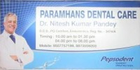 PARAMHANS DENTAL CARE