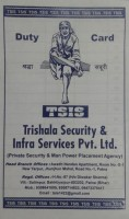 TRISHALA SECURITY & INFRA SERVICES PVT LTD